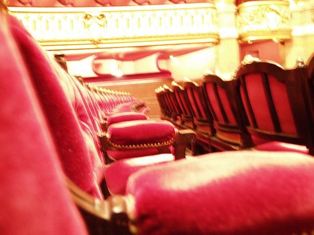 Un fauteuil pour l'orchestre - Rachelle Déhry