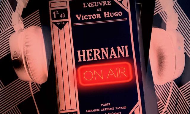 visuel Hernani on air